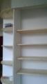 boekenkast open
