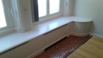 radiator-ombouw stijl woning